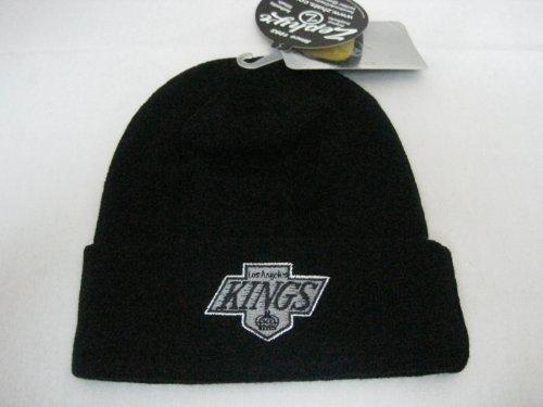 NHL knit cap Kings BLK...