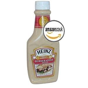 Heinz Premium Horseradish Sauce, 12.5 oz