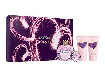 vera-wang-princess-set-of-edt-spray-body-lotion-body-polish-perfume-mini