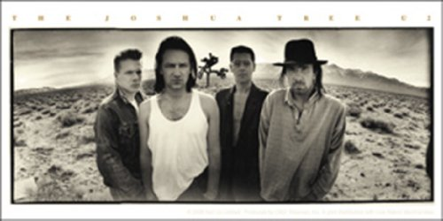 Licenses Products U2 Photo Sticker