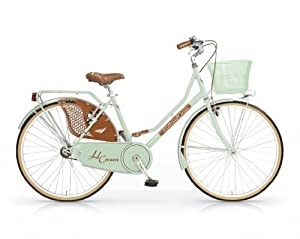 mbm holland crow lux 26 39 39 fahrrad frau frau oldstyle mint. Black Bedroom Furniture Sets. Home Design Ideas