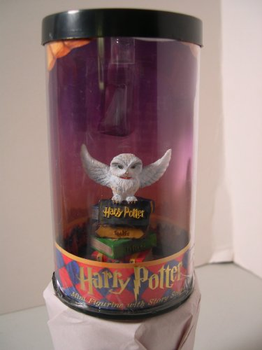Picture of Enesco Harry Potter Mini Figure Story Scope Hedwig (B002P3159K) (Harry Potter Action Figures)