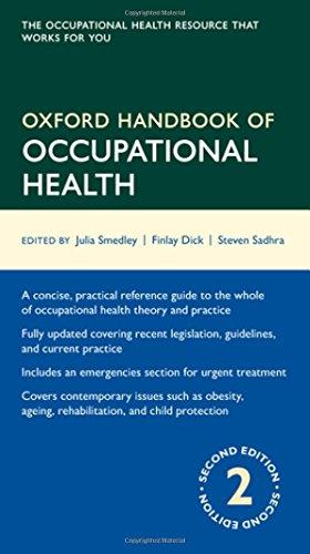 Oxford Handbook of Occupational Health (Oxford Medical Handbooks)