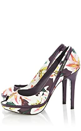Tropical Lily Print Peep