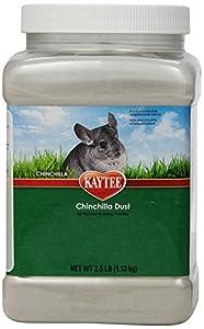 Kaytee Chinchilla Dust, 2 Pounds 8 ounces Jar