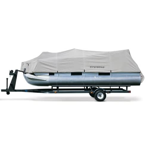 Classic Accessories Hurricane Pontoon Boat Cover