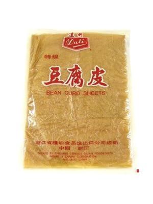 Dali - Getrockneter Sojabohnen-Bogen - 250g von Zhejiang Cereals Oils & Foodstuff auf Gewürze Shop