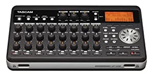 Tascam-DP-008 Multi-track Digital Recorder Bundle