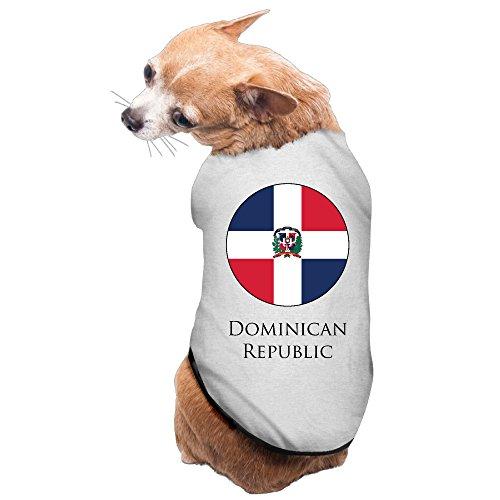 Kamifa Dominican Republic Puppy Shirt Gray SizeMedium (Dominican Pots compare prices)