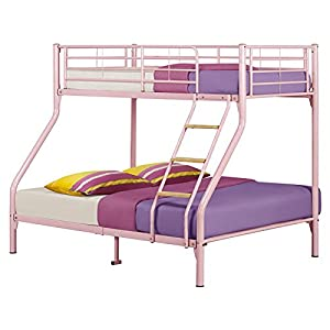 Nexus Triple Sleeper Bunk Bed Colour: Cream