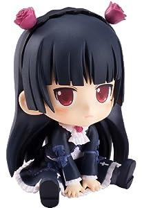 俺の妹がこんなに可愛いわけがない ぺたん娘 黒猫 (ノンスケール PVC塗装済み完成品)
