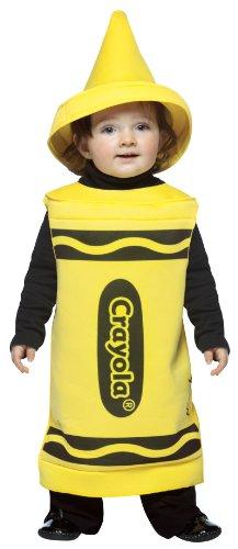 Yellow Toddler Dress