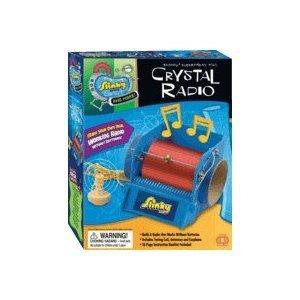 Poof-Slinky 02012 Crystal Radio - 1