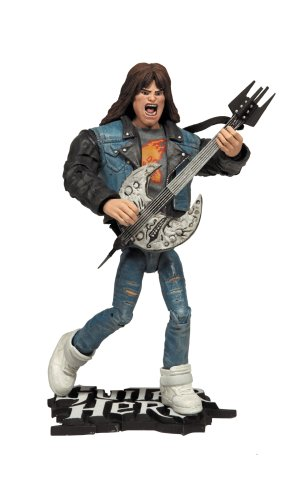 Buy Low Price McFarlane Guitar Hero Axel Steel Figure (B001CLUOZ2)
