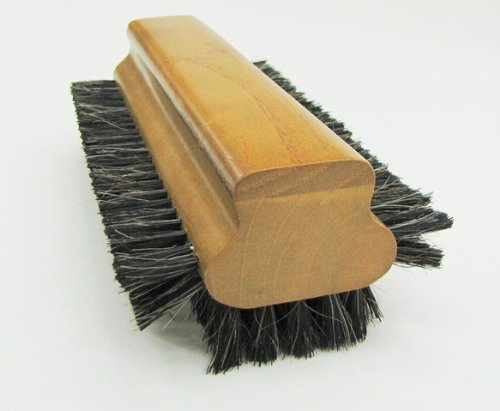 Buy Iszy Billiards Pool Table Horsehair Brush with Oak Finish (8.5-Inch)