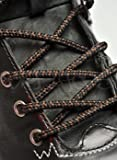 Big Laces Round Strong Hiking Boot Laces - 110cm to 210cm