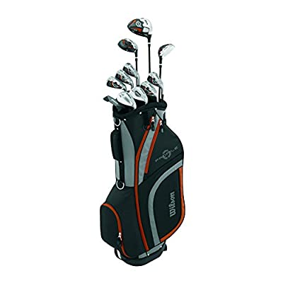 Wilson Men's 2015 Profile XLS Complete Package Golf Set