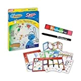 Sports Printoons: Fun Fingerprint Large Art Activity Kit