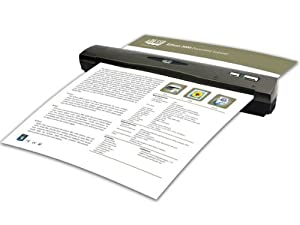 Adesso Mobile Office Scanner / 600 X 600 Dpi/ High Speed/ USB 2.0
