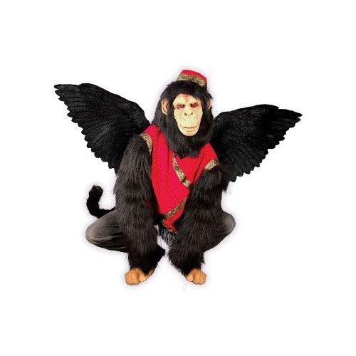 Amazon.com: Wizard of Oz - Flying Monkey w/ Bat Wings Halloween Adult