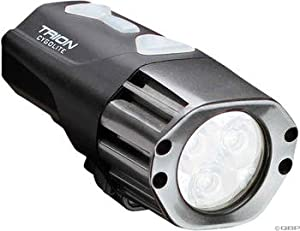 Cygolite Trion 1200 Lumen One Piece Rechargeable Bicycle Headlight