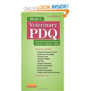 Thread: Mosby's Veterinary PDQ, 2nd Edition