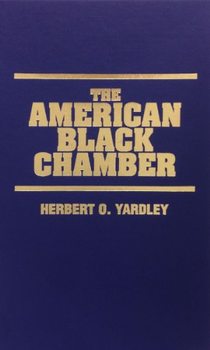 American Black Chamber PDF Download Free
