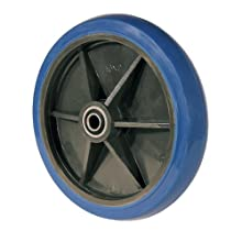 RWM Casters SW2 10&#034; Diameter Signature Hand Truck Wheel, 2&#034; Width, 5/8&#034; Axle