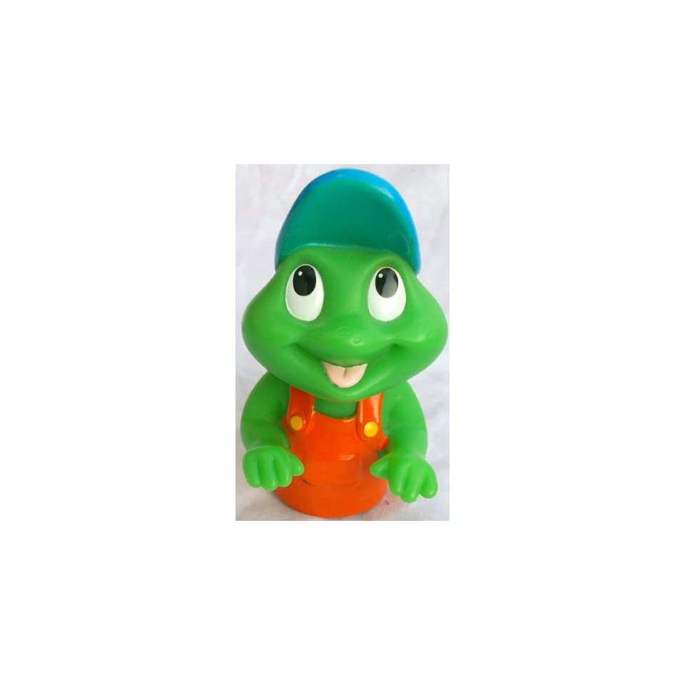 Leapfrog Pretend & Learn Shopping Cart, Leap, Replacement Figure Head Toy