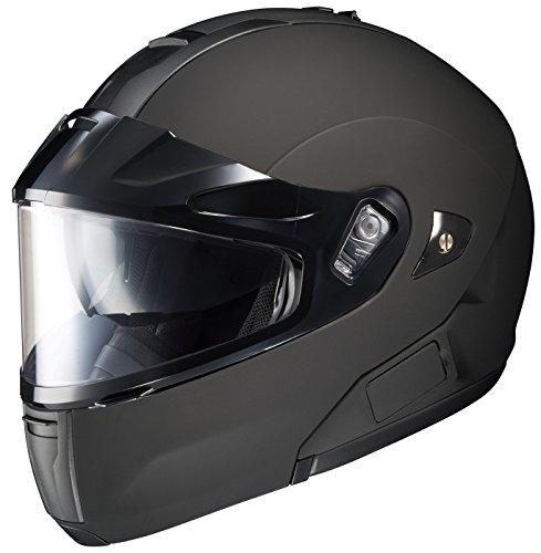 Hjc Is-Max Bt Snow Helmet Flat Black Xl