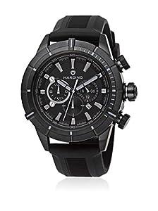 Reloj Harding HA0203 Aquapro - Acero, correa de caucho color negro