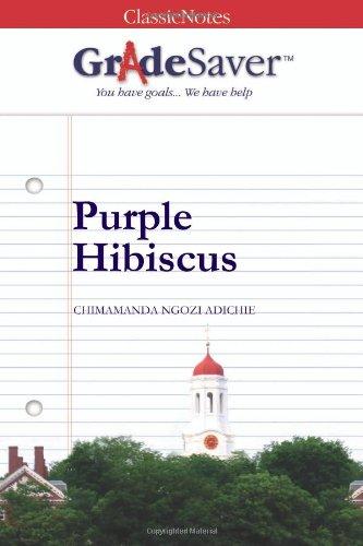 purple hibiscus essays gradesaver purple hibiscus chimamanda ngozi adichie