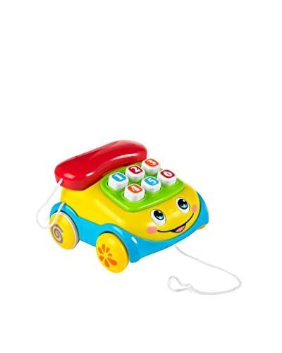 Color Baby Arrastre Teléfono Loco Bebe