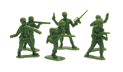 Green Army Men - 1