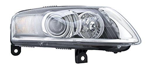 HELLA 008881461 Audi A6/A6 Quattro Passenger Side Headlight Assembly (Audi A6 2006 Headlight Assembly compare prices)