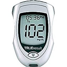 DSS Blood Glucose Monitor Kit, Results in 4 sec, No Coding Required (1 Each)