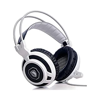 Kupen SADES Surround Stereo Pro Gaming Headset USB Headphone With Mic For PC