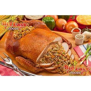 Big Easy Foods Creole Style Tur-Duc-Hen