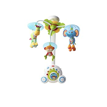Tiny Love Soothe n Groove Mobile, Blue 0-24 months