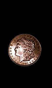 1921-D Morgan Silver Dollar