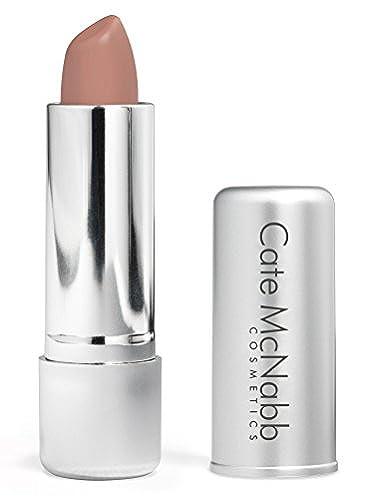 Cate McNabb Cosmetics Natural Long Lasting Lipstick, L.B.D., 0.16 Oz