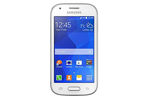 Samsung Galaxy Ace Style Smartphone (10,1 cm (3,9 Zoll) TFT-Display, 1,2GHz, Dual-Core, 5 Megapixel Kamera, Android 4.4) - Weiß