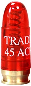 Traditions Performance Firearms Plastic Handgun Snap Cap (.45 ACP)