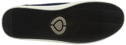 C1RCA Men's Lancer Skate Shoe, Deep Sea/Chambray, 10 M US