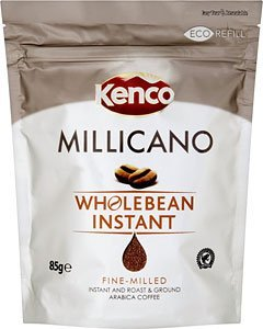 Kenco Millicano Whole Bean Instant Coffee 85g
