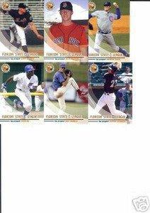 2004 Florida State Top Prospects Florida Marlins Team Set 2 Cards Hermida Mint by Grandstand