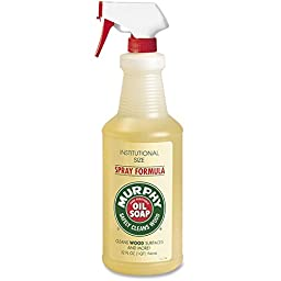 Murphy Oil Soap Spray Formula - Spray - 32 fl oz (1 quart) - Murphy Scent