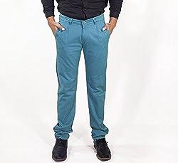 Rollister Men's Casual Pants (0094vv_Purple_32)