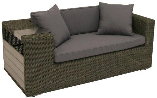 greemotion 429124 marbella rattan sofa mit magazinfach. Black Bedroom Furniture Sets. Home Design Ideas