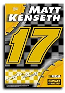 Matt Kenseth - Nascar Banner by Flagline.com